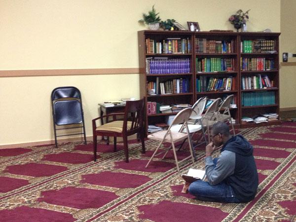 muslim-studying