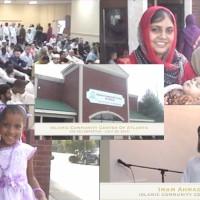 ICCA members celebrate Eid 2014