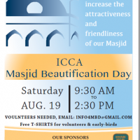 masjid beatification