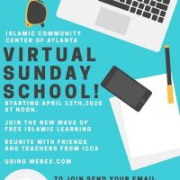 icca virtual sunday school